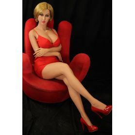 Real doll en TPE - Clory - 168 cm
