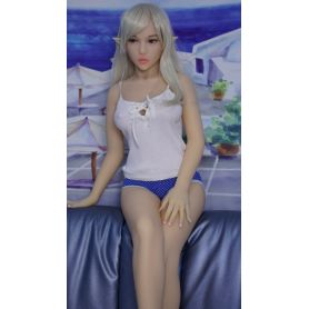 Elf Sexy doll pour adulte en TPE - Dora - 146 cm