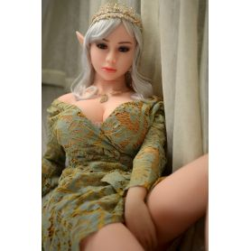 Real doll elfique en TPE - Lazy - 165 cm