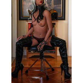 Sexy doll en TPE sur mesure - 155 cm