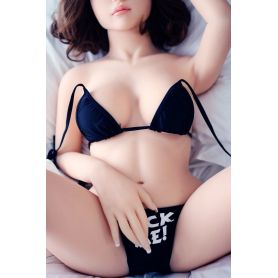 Love doll en TPE sur mesure petit seins- 140 cm