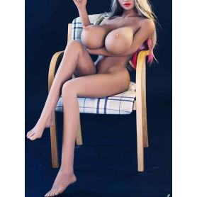 Sexy doll en TPE sur mesure - 156 cm