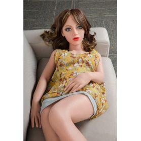 Sextoy- Sexy doll réaliste- Alisa - 142 cm