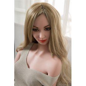 Love doll réaliste en TPE- Sandra - 142 cm