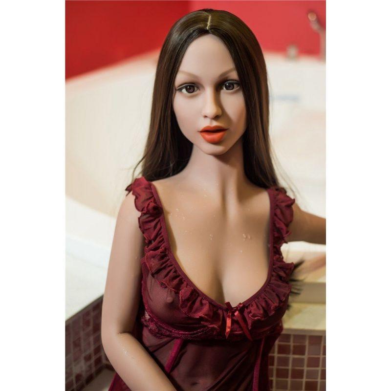 Real doll réaliste en TPE- Suleyka - 155 cm