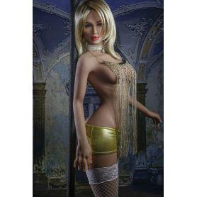 La femme libertine en TPE - Stacy - 168 cm