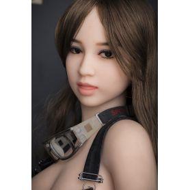 Petite fille réaliste en TPE- Karly-145 cm