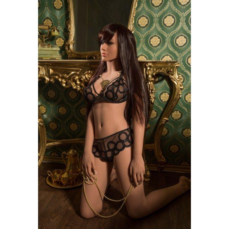 Mannequin érotique en Silicone/TPE- Melissandre-158 cm