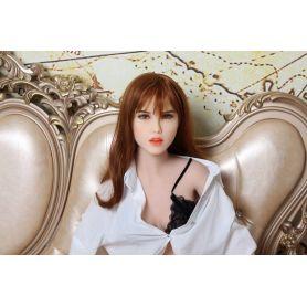 Sextoy love doll hyper réaliste - Marina -158 cm