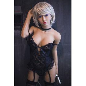 Real doll en TPE JY DOLL- Yulia - 148 cm
