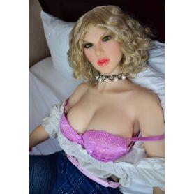 Femme luxurieuse en Silicone TPE - Olivia - 165 cm