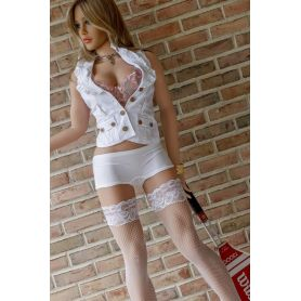 Real DOLL en Silicone TPE - Chelsea - 166 cm