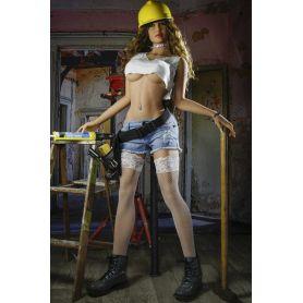 La grutière érotique real doll en TPE - Gloria - 170 cm