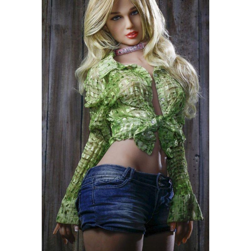 Real doll libertine en TPE - Aminata - 168 cm
