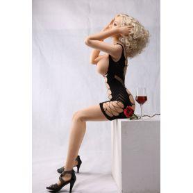 Real doll de caractère en Silicone Platinium - Heidi - 165 cm
