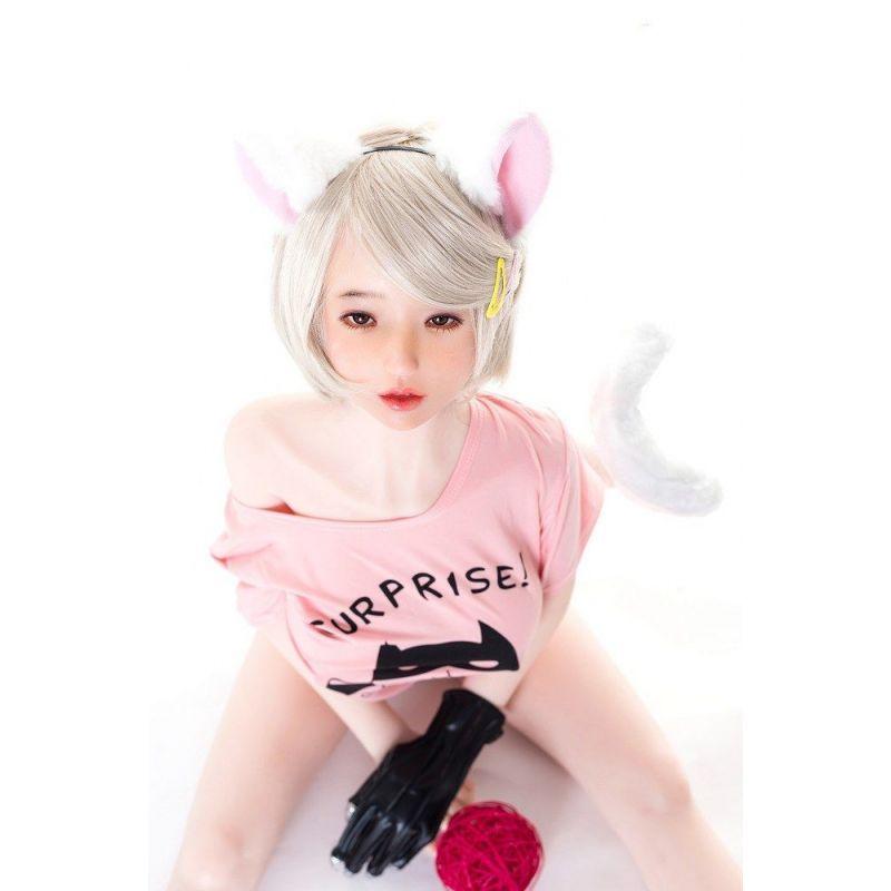 Poupée Silicone Doll - Miaow -145 cm