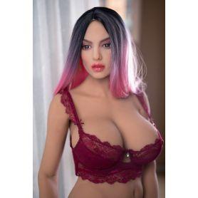 Sexy maîtresse Fat doll en TPE - Cluny - 160 cm