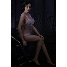 Femme sophistiquée en TPE Platinium - Vicky - 165 cm