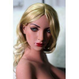 Masturbateur Torso latex doll - Orly - Très forte poitrine