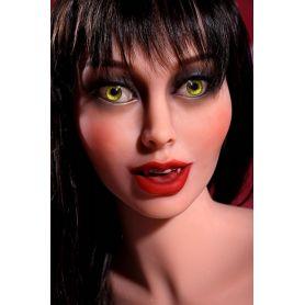 Poupée sexuelle en TPE - Vampire- Selena- 148 cm