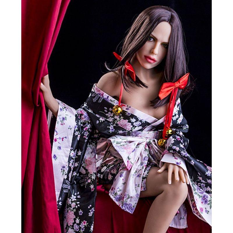 Latex doll réaliste en TPE - Ivy - 150 cm