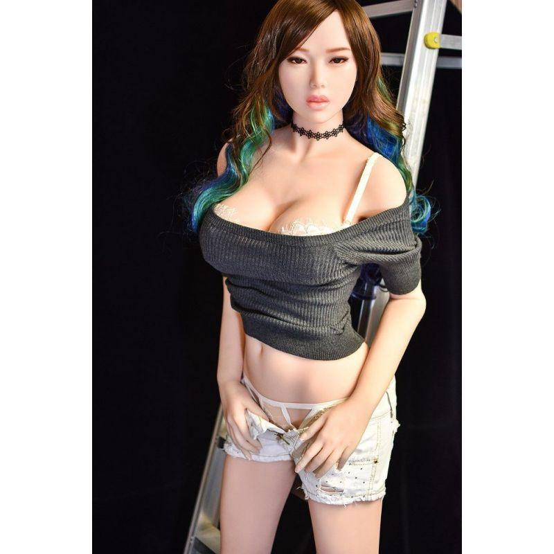 Femme désinhibée sextoy 6YE DOLL PREMIUM - Lula -165 cm