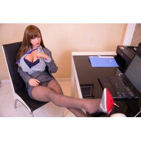 La maîtresse luxurieuse  en TPE - Keneysha -170 cm