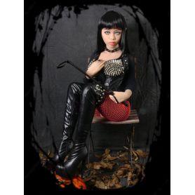 Mini Real doll Vampire - Vampi -140 cm