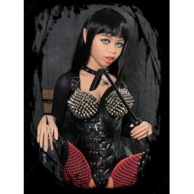 Mini Real doll Vampire - Vampi -140 cm