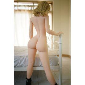 Fille girly érotique en TPE - Arielle - 140 cm