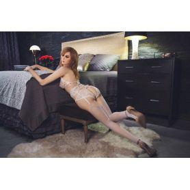 Poupée pour adulte - SYDOLL - Stacy - 160 cm