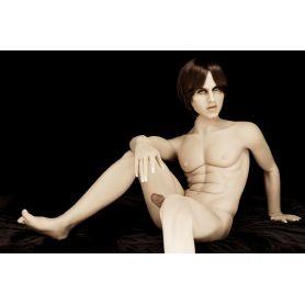 Male doll ultra réaliste - Maxime - 160 cm