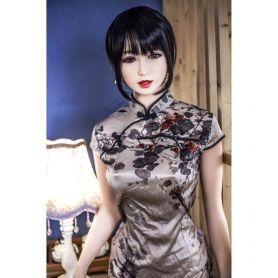 Femme asiatique en Silicone - JY DOLL- Yesenia - 158 cm