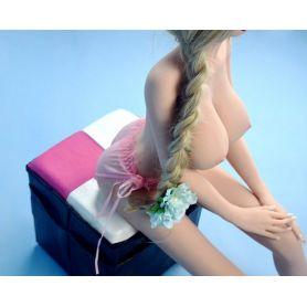 Mini poupée sexuelle pour adulte - 6YE DOLL - Lula -132 cm
