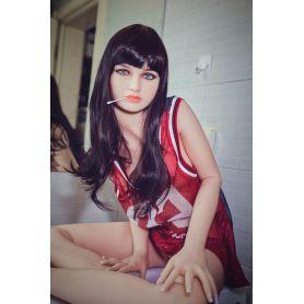 Femme libertine ultra réaliste - WMDOLLS - Patricia -157 cm