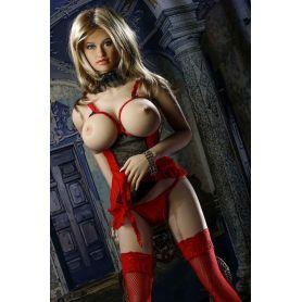 Femme ultra sexy en Silicone - JY DOLL- Jorgelis - 165 cm