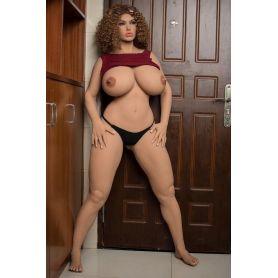 Poupe érotique avec énormes seins en TPE - 6YE DOLL - Juliana -165 cm