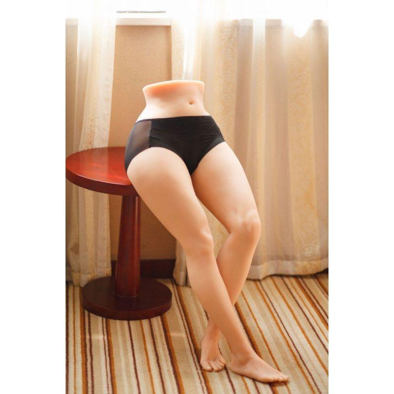 Jambes Réaliste - Climax Doll - Fat body - 104 cm