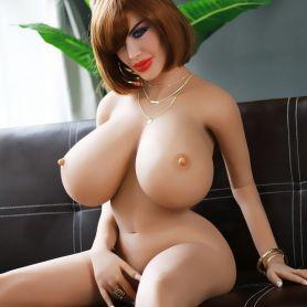 Femme Trans - Sexy doll hyper réaliste - SYDOLL - Lucero - 167 cm