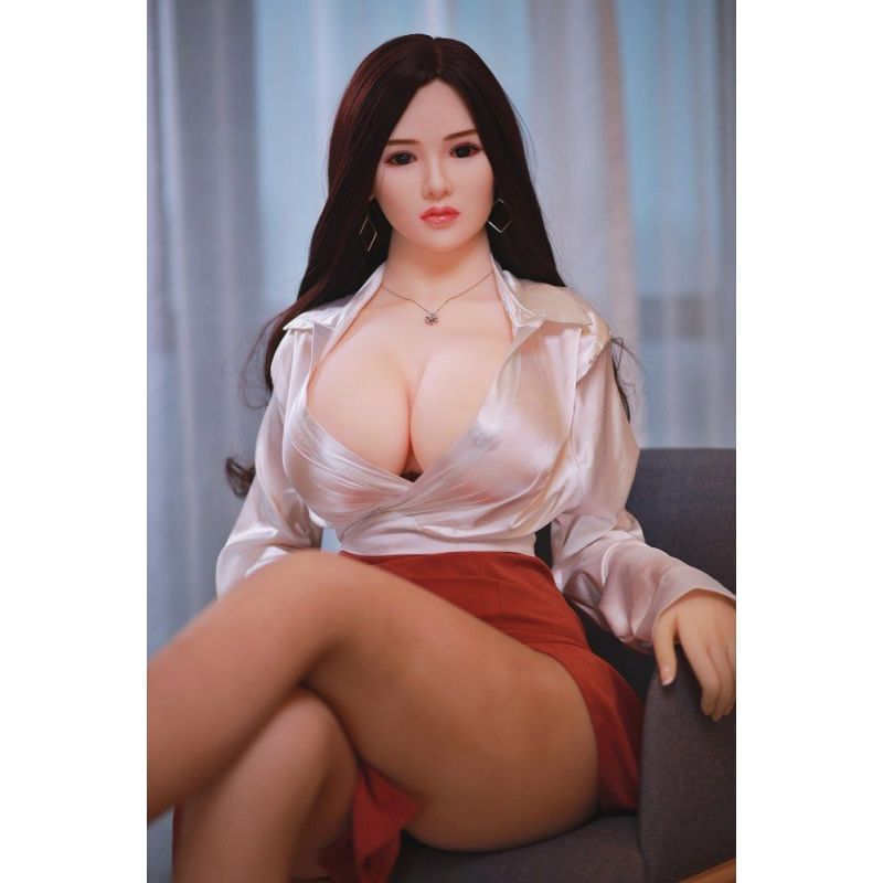 Sexdoll pour adulte Ultra réaliste- JY DOLL- Poitrine XXL - Clarissa - 170cm