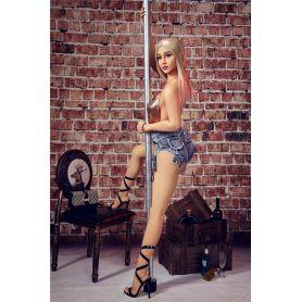 Fille stripteuse en Silicone pour adulte - IRONTECHDOLL - Ella - 163 cm