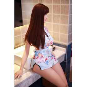 Femme sexuelle Hyper Réaliste en Silicone - JY DOLL - Corelie - 157 cm