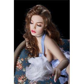 Femme soumise Réaliste en Silicone pour adulte - IRONTECH - Aurora - 145cm