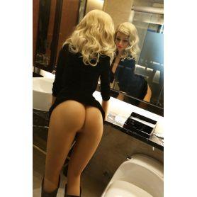 Poupée sexuelle en Silicone TPE- Brenda - 175cm