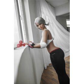 Femme sportive Ultra Réaliste Fat doll - IRONTECH DOLLS -  Ayumi - 158 cm