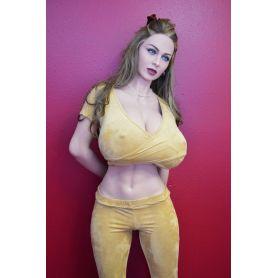 Femme avec grosse poitrine en Silicone TPE - WM DOLL - Noelia - 170 cm