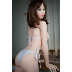 Fille asiatique en Silicone - Doll house 168 Series 2019 - Honoka - 155 cm