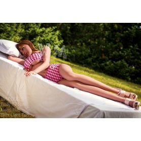 Magnifique Sexdoll en Silicone avec gros seins - WMDOLLS - Laila -171 cm
