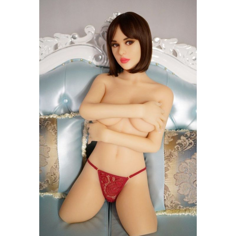 Torso Real doll Ultra Réaliste en Silicone - PIPER DOLL - Cathy - 92 cm