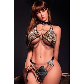 Femme sauvage en Silicone TPE - Fat doll - Fanny - AIBEDOLL - 163 cm